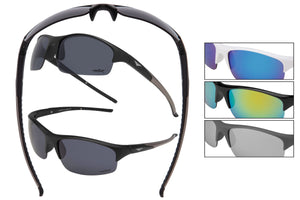 52066 - VertX PC Sport Wrap Sunglasses