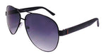 55073 - VertX PC Metal Pilot Sunglasses