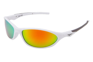 58004 - VertX PC Sports Wrap Sunglasses w/ Metal