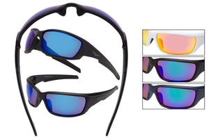 59088 - VertX PC Sports Wrap Sunglasses