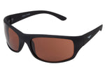 59112 - VertX PC Sports Wrap Sunglasses w/ Rubber Finish