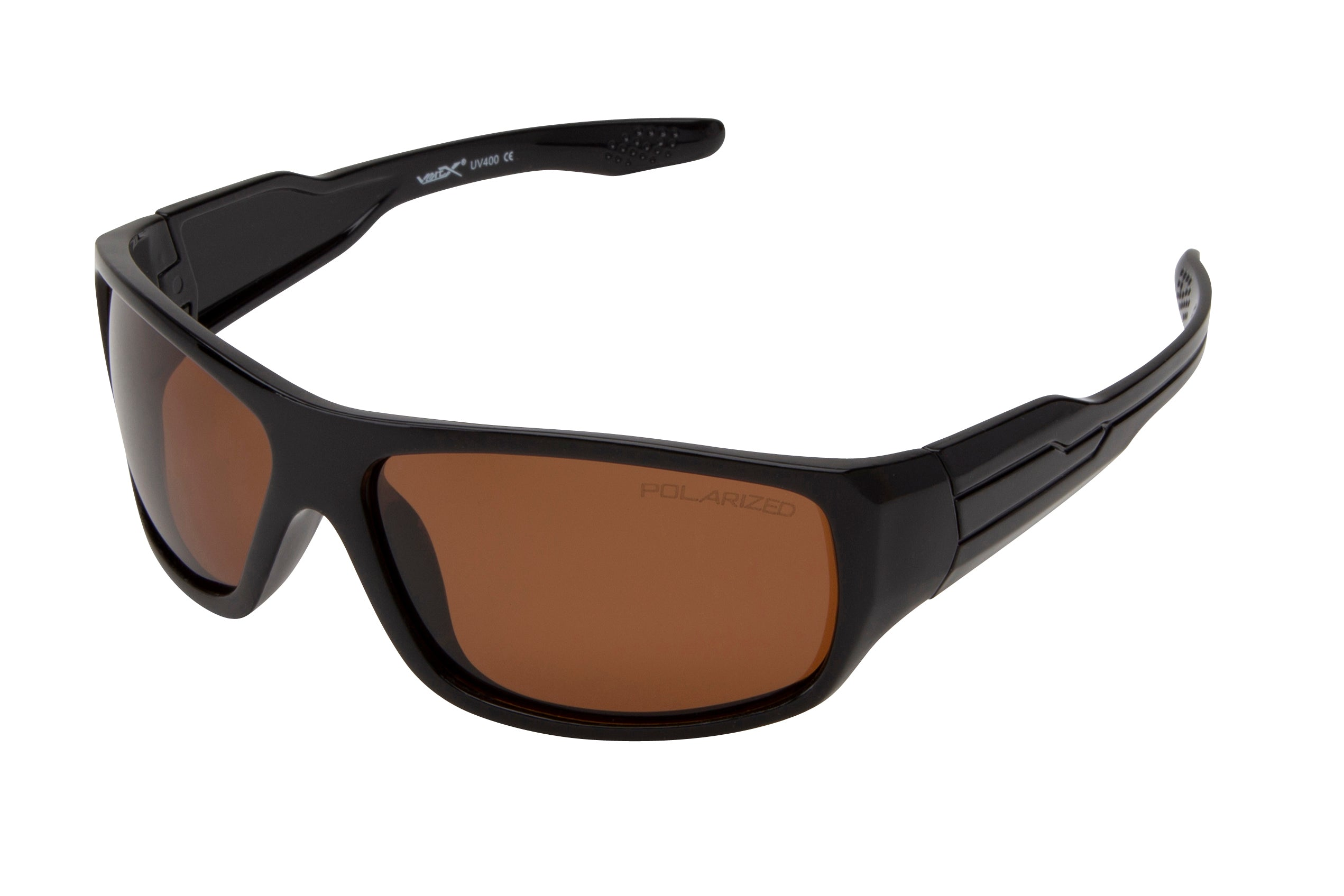 59130XL-POL - VertXL Extra Large Polarized Sport Wrap Sunglasses