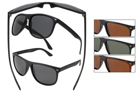 59132XL-POL - VertXL Extra Large Polarized Classic Sport Sunglasses