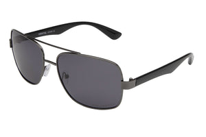 59145XL-POL - VertXL Extra Large Polarized Pilot Sunglasses