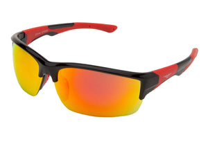 59204 - VertX PC Sport Wrap Sunglasses