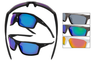 59206 - VertX PC Sport Wrap Sunglasses