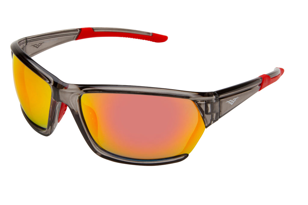 59218XL - VertXL Extra Large PC Sport Wrap Sunglasses