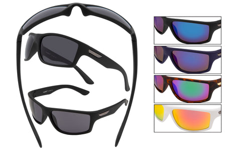 59230 - VertX PC Sport Wrap Sunglasses