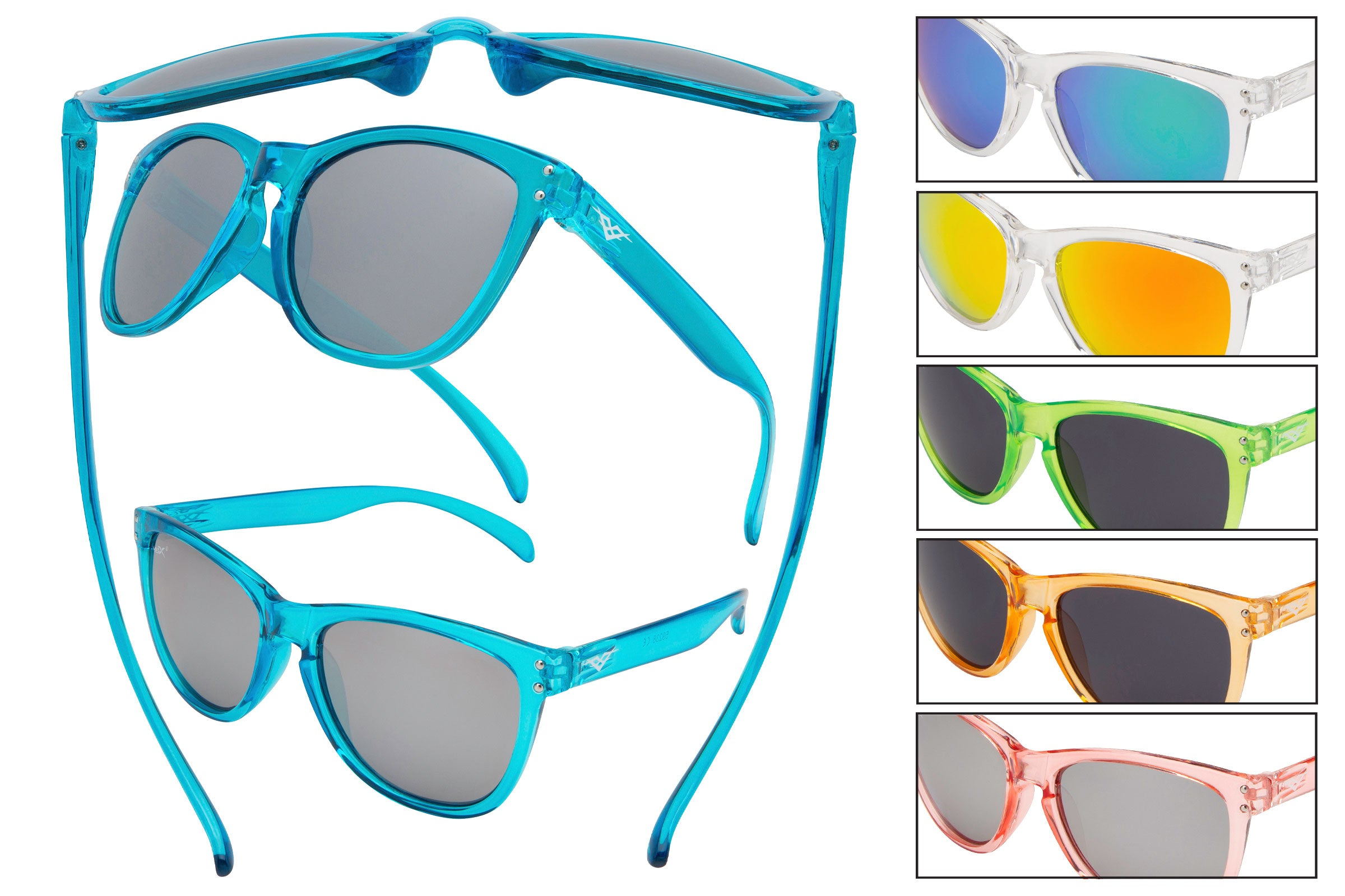 59238 - VertX PC Sport Sunglasses