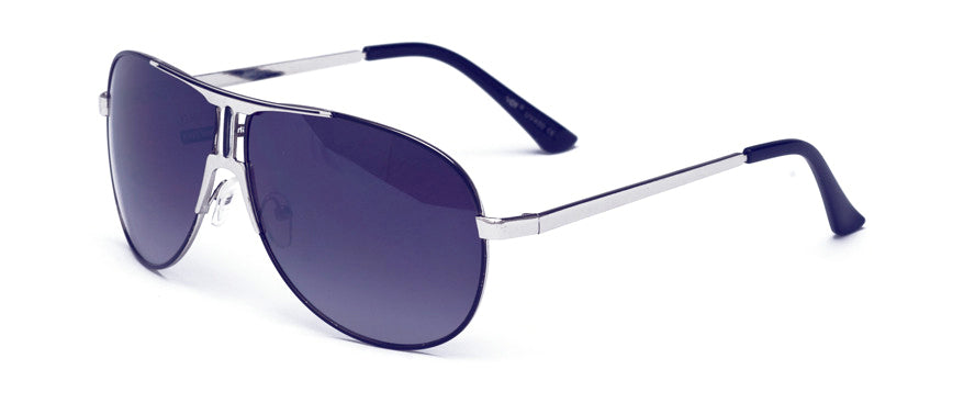 61025 - Vox Metal Pilot Sunglasses