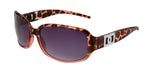 63011 - Vox Women's PC Fashion Sunglasses w/ Metal