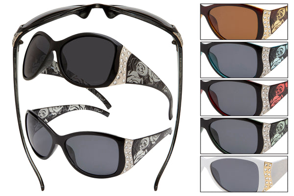 63035POL - VOX Brand Polarized Fashion Sunglasses