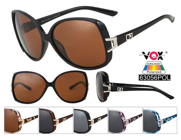 63056POL - VOX Brand Polarized Fashion Sunglasses