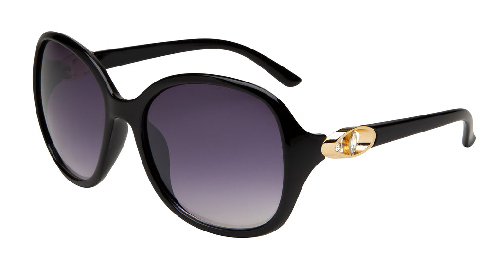 65002 - Vox Women's PC Fashion Sunglasses w/ Rhinestones