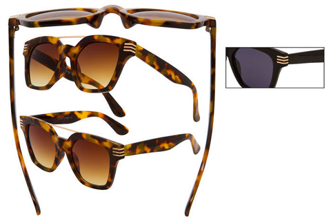 66034 - Vox PC Fashion with Metal Sunglasses