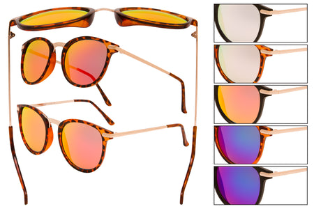 66066 - Vox Women's Plastic Fashion Sunglasses