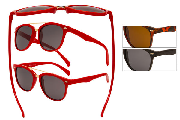 66071 - VOX Brand Retro Sunglasses