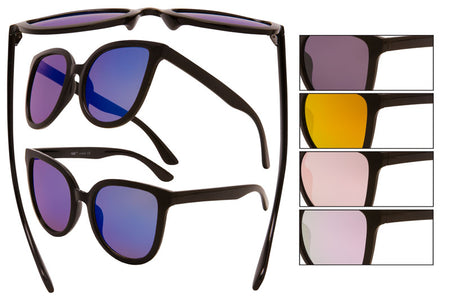 66078 - Vox Women's Plastic Fashion Sunglasses