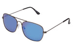 66091-POL - Vox Polarized Metal Pilot Sunglasses