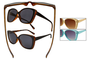 66100 - Vox Women's Plastic Fashion Sunglasses
