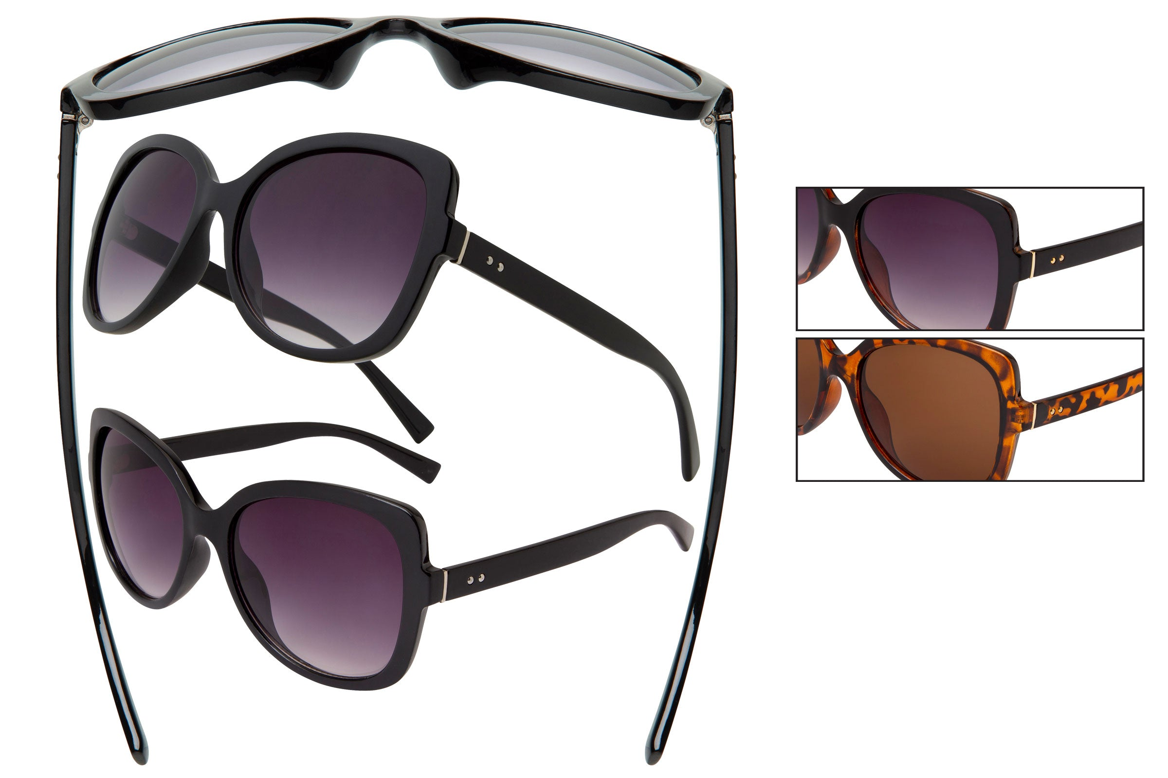 66118 - Women's PC Fashion Sunglasses