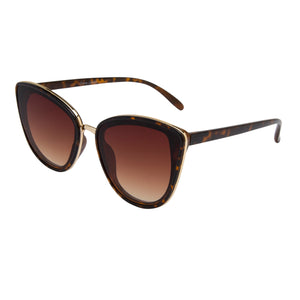 66123 - Vox Women's PC Fashion Sunglasses w/ Metal