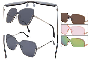 66135 - Vox Women's PC Fashion Sunglasses