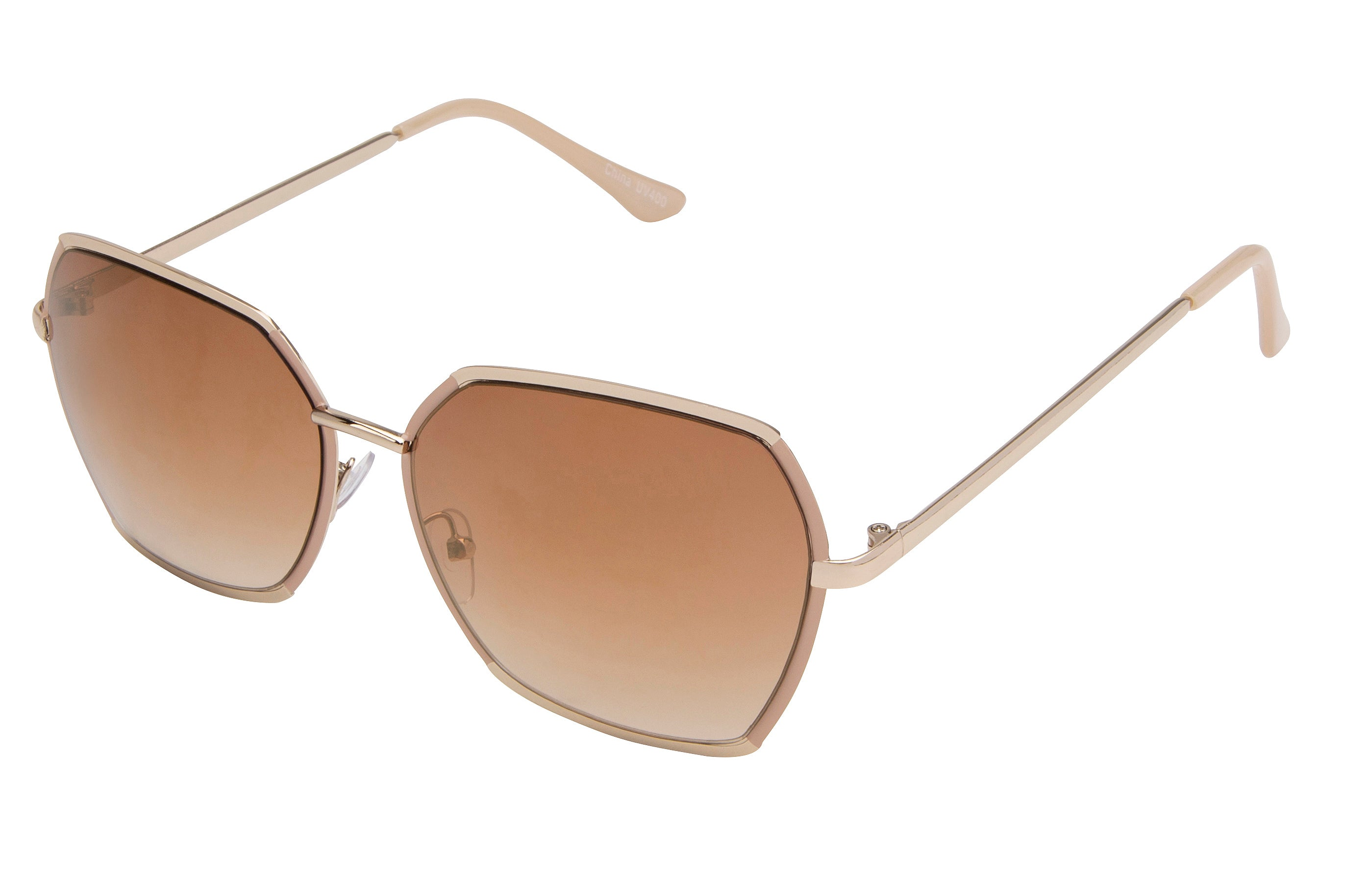 66153 - Vox Women's Metal Fashion Sunglasses