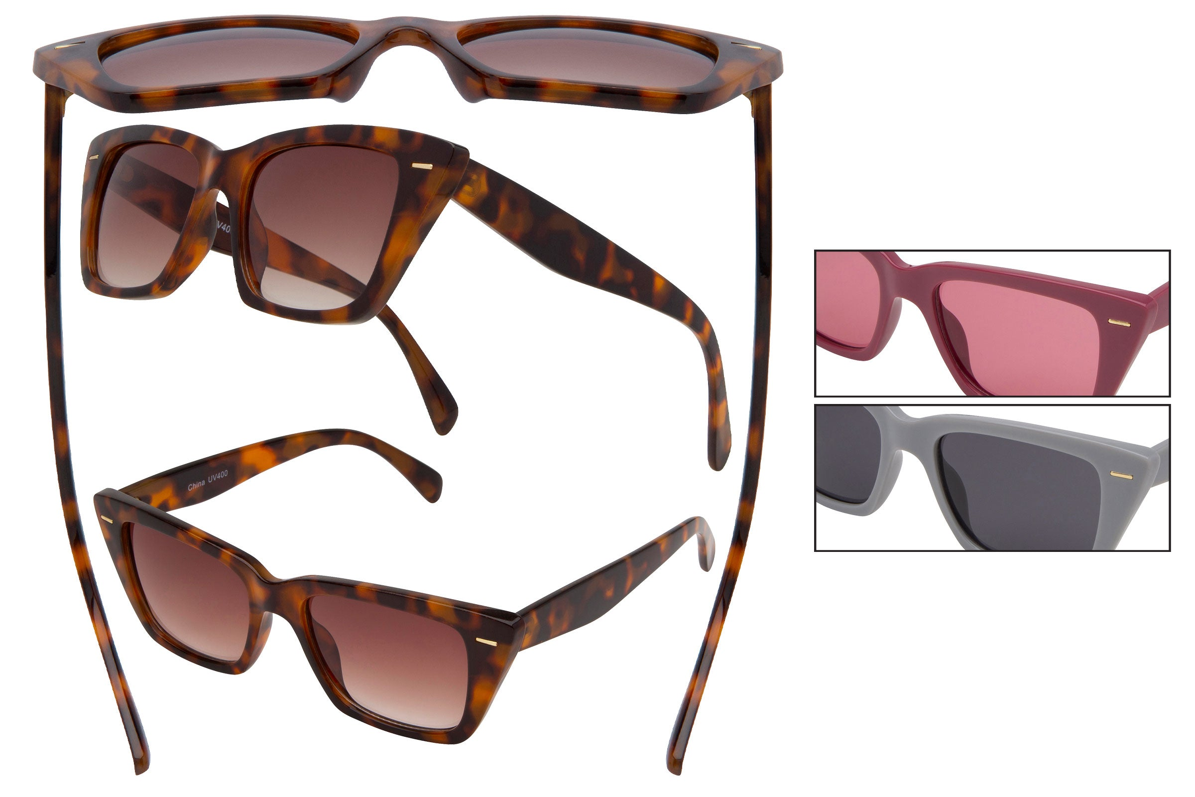 66180 - Vox Women's Fashion Sunglasses