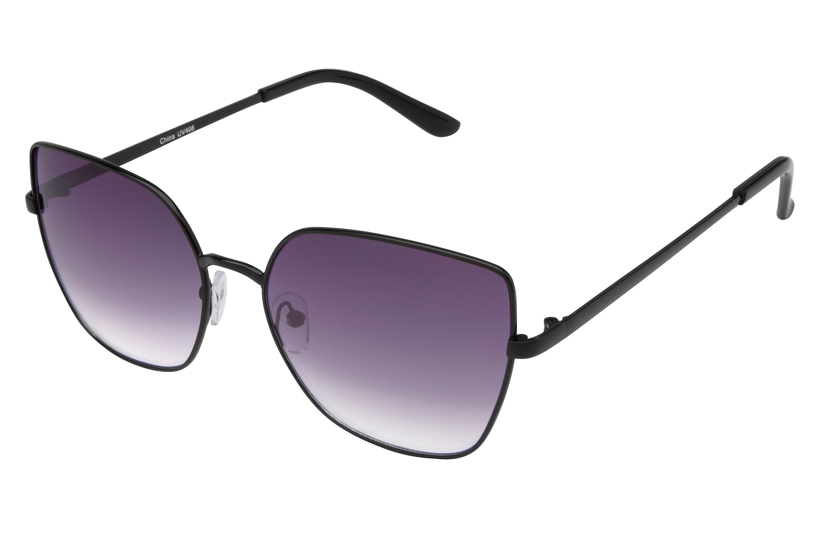 66181 - Vox Women's Metal Fashion Sunglasses