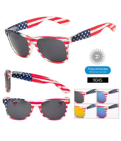 RB01USA - Retro Trendy Sunglasses
