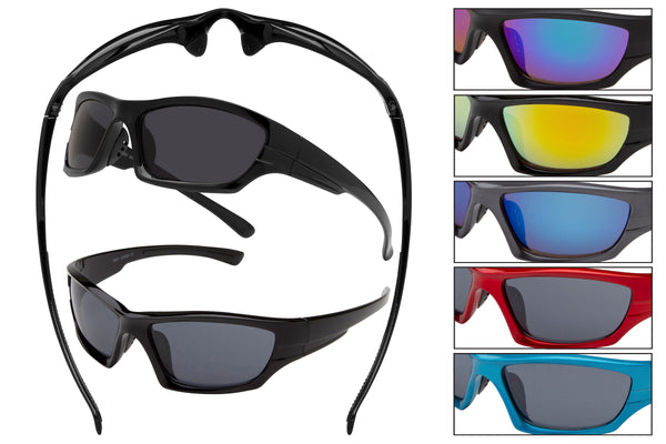 9201 - Branded Sports Sunglasses