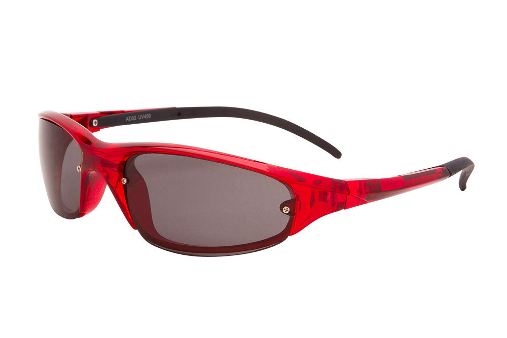 AD02 - Sport Wrap Sunglasses