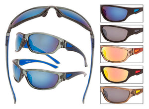Sport Wrap Sunglasses - AD06