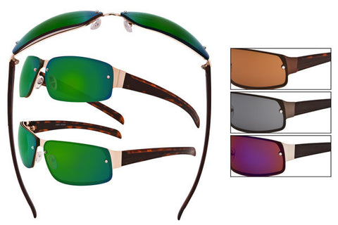 AR02 - Metal Wire Sunglasses