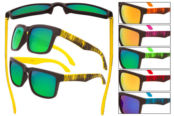 AR10 - Sport Wrap Sunglasses
