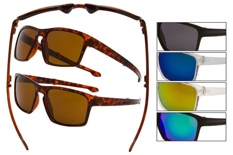 AR13 - Sport Wrap Sunglasses