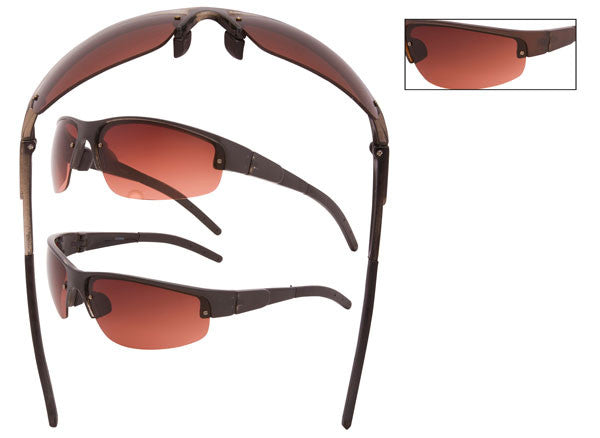 Sport Wrap Sunglasses - BO01DR