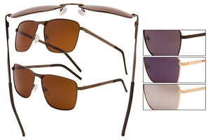 CA20 - Metal Wire Sunglasses