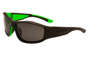 CDM21P - Polarized Sport Wrap Sunglasses