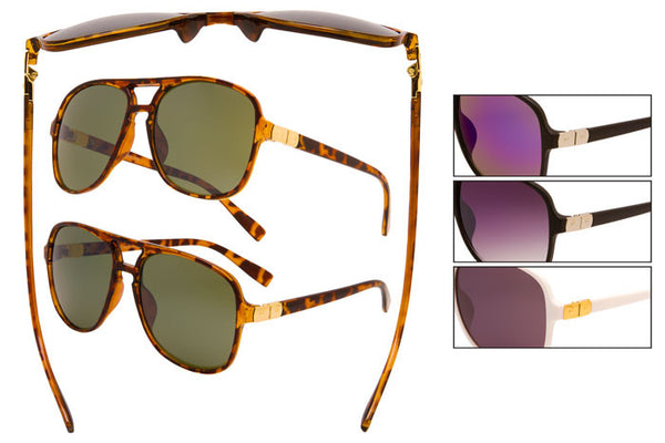 DE17 - Pilot Sunglasses