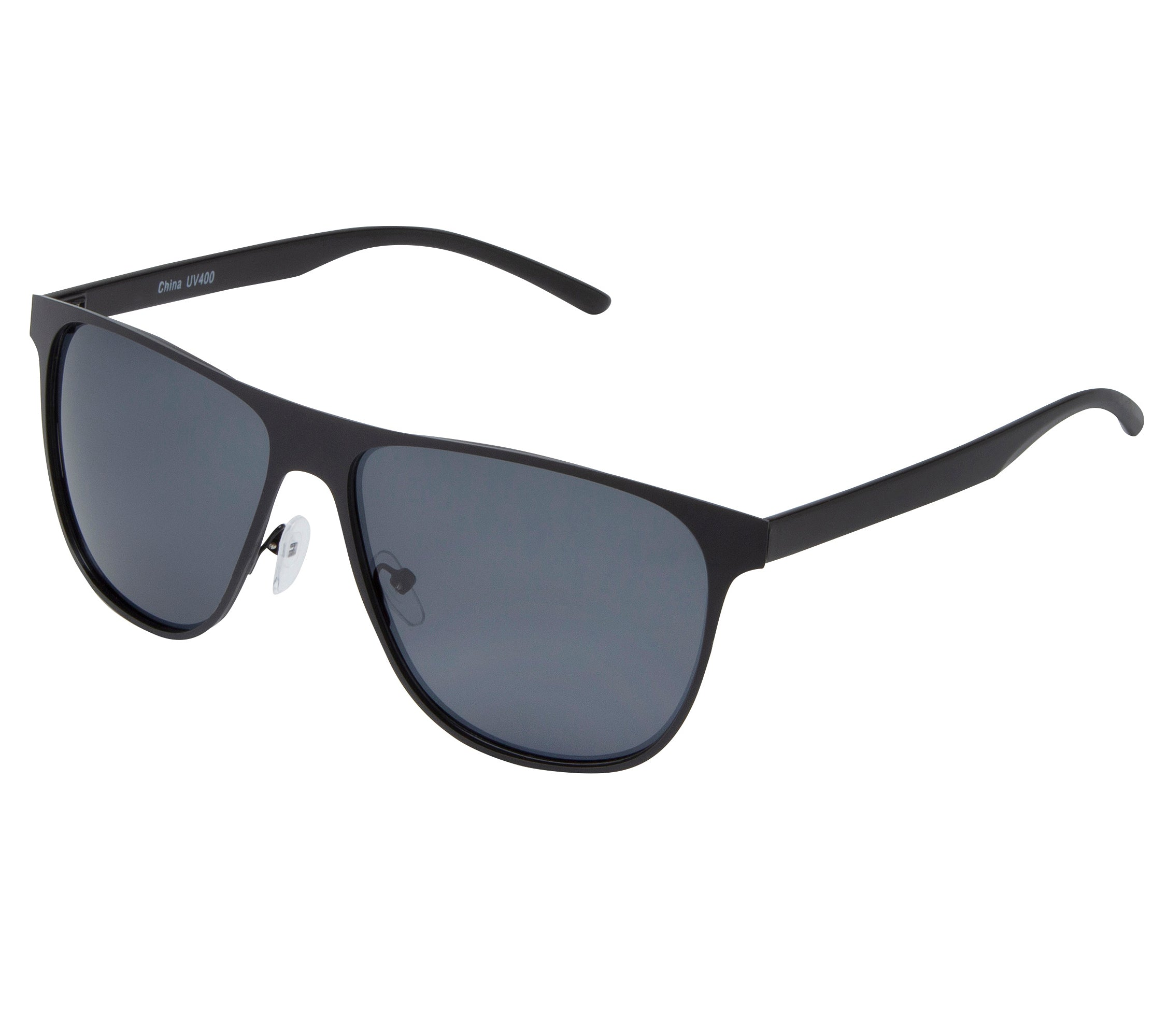 DE18P - Polarized Metal Wire Sunglasses