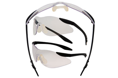 E8650C - C Clear Safety Glasses
