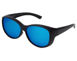 FO10P - Polarized Shaded Sunglasses - Fit Over Eyewear