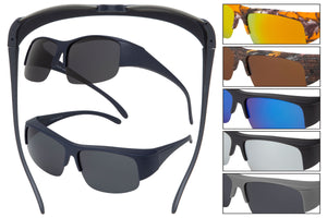 FO12 - Shaded Sunglasses - Fit Over Eyewear
