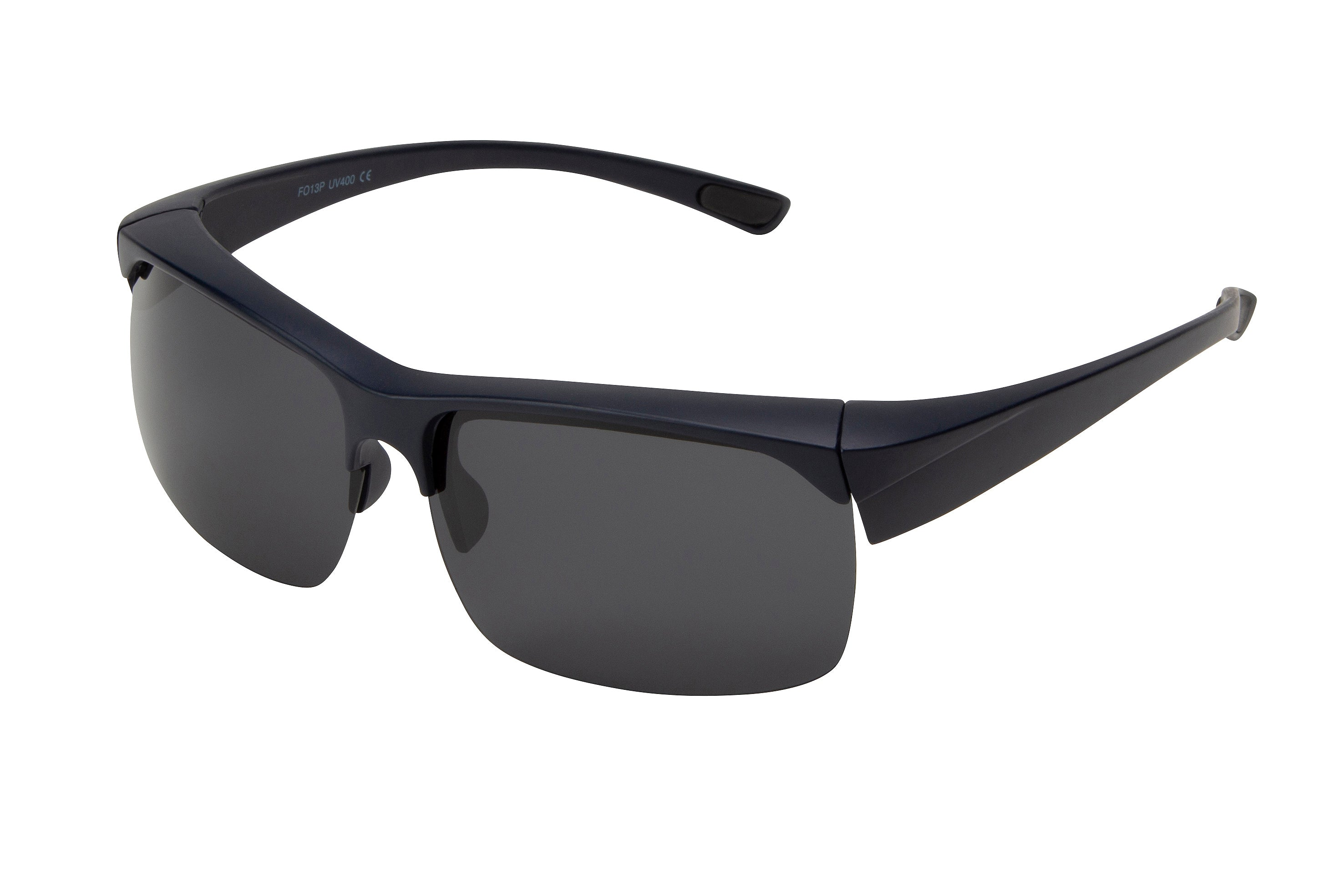 FO13P - Polarized Fitover Shaded Sunglasses