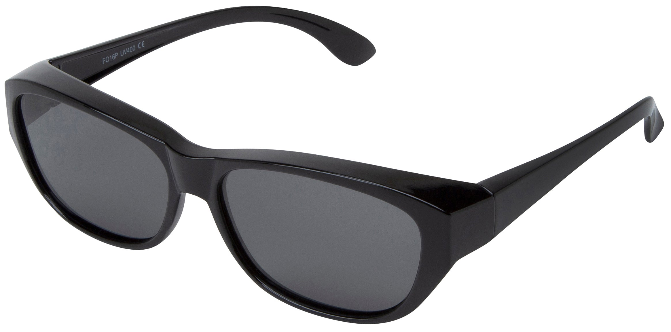 FO16P - Polarized Shaded Sunglasses - Fit Over Eyewear
