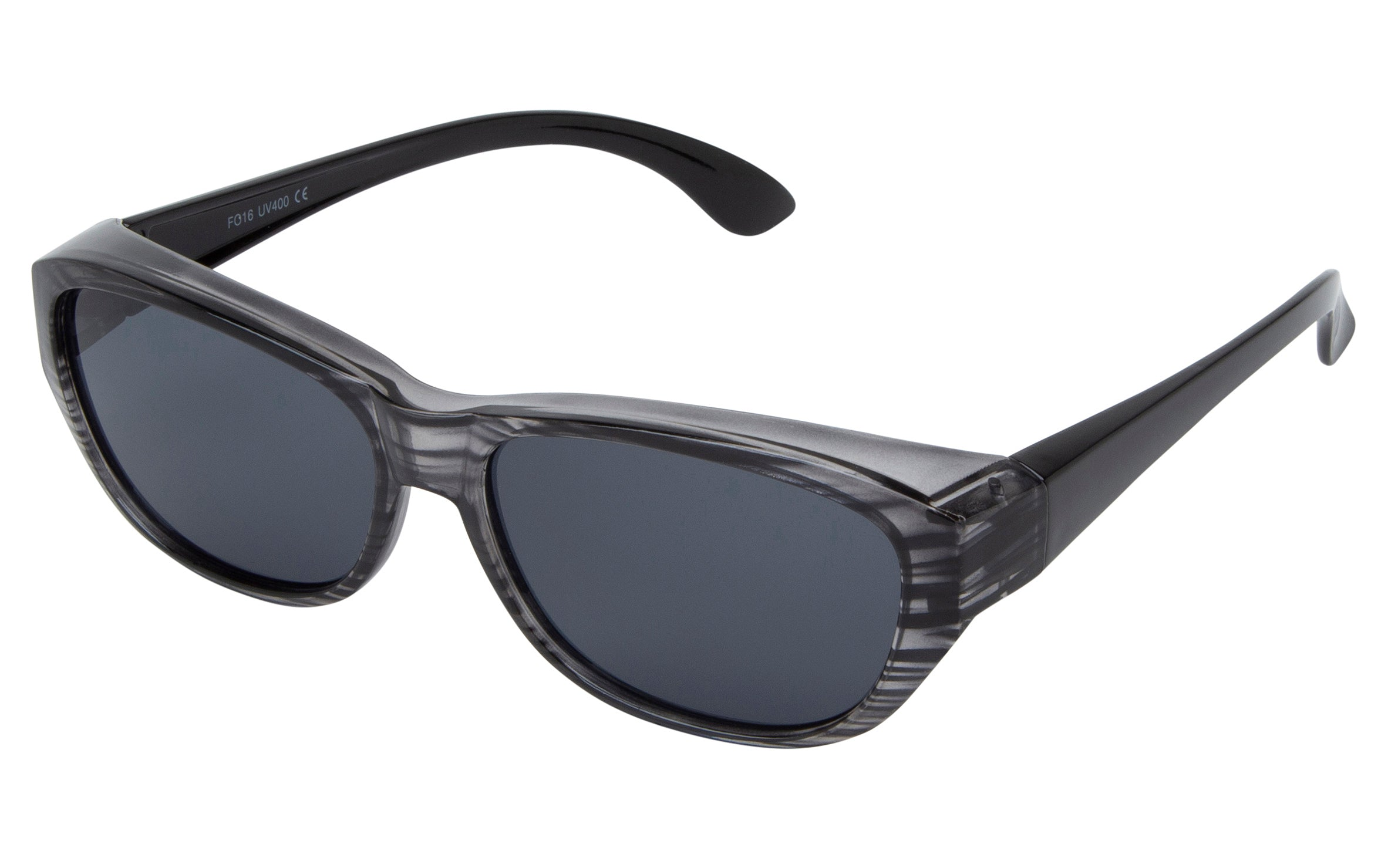 FO16 - Shaded Sunglasses - Fit Over Eyewear
