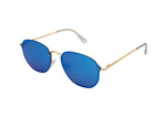 GM17PRV - Women's Metal Fashion Sunglasses w/ Revo Lens