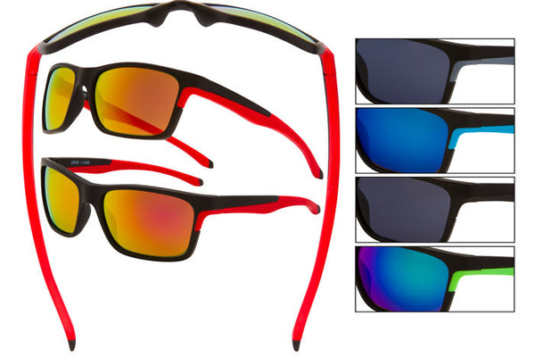 GR09 - Sports Wrap Sunglasses